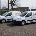 Verhuur Peugeot Partner