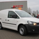 Aflevering VW Caddy